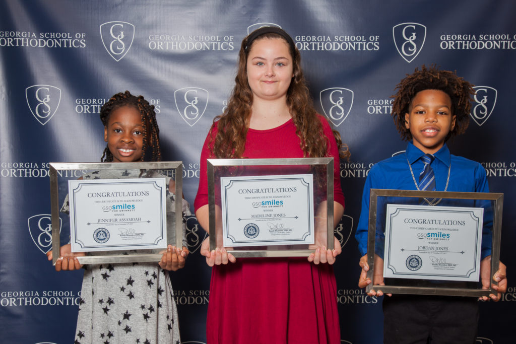 Georgia School of Orthodontics Provides Three Gwinnett