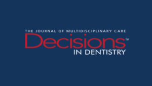 Guest Editorial: Collaborative Leadership in Multidisciplinary Treatment By Randy L. Kluender, DDS, MS